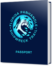 Florida Panhandle Shipwreck Trail Passport